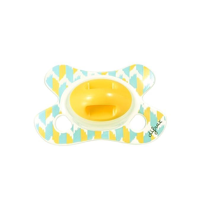 Difrax chupetes 113T04 - Natural, recién nacidos, amarillas ...