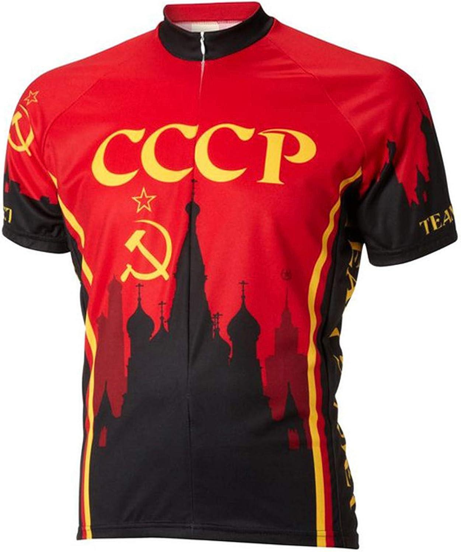 Death Men/'s Cycling Biking Jersey Short Sleeve Bike Clothing Bicycle Shirt Top