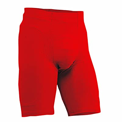Adams Men's 899 Compression Sliding Short with Cup Pocket (no cup included)