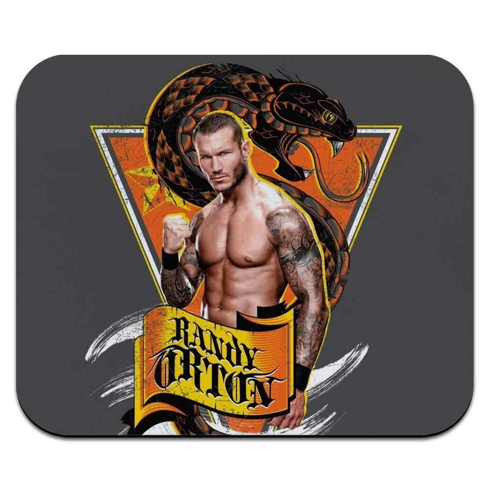 WWE Randy Orton Triangle Low Profile Thin Mouse Pad Mousepad