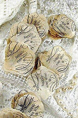 ge Wedding Decorations Petals Artificial Petals Happily Ever After 100 (Fairy Petals)