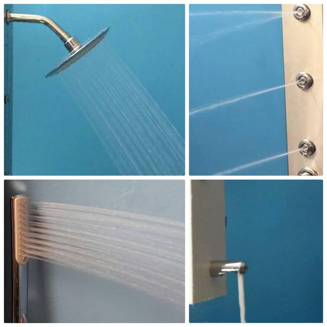 Jaaz Otis - S Steel Matte Shower Panel: Amazon.in: Home Improvement