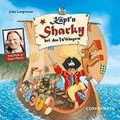 Käpt'n Sharky bei den Wikingern | Rainer Bielfeldt, Jutta Langreuter