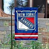 new york rangers banner - New York Rangers Double Sided Garden Flag