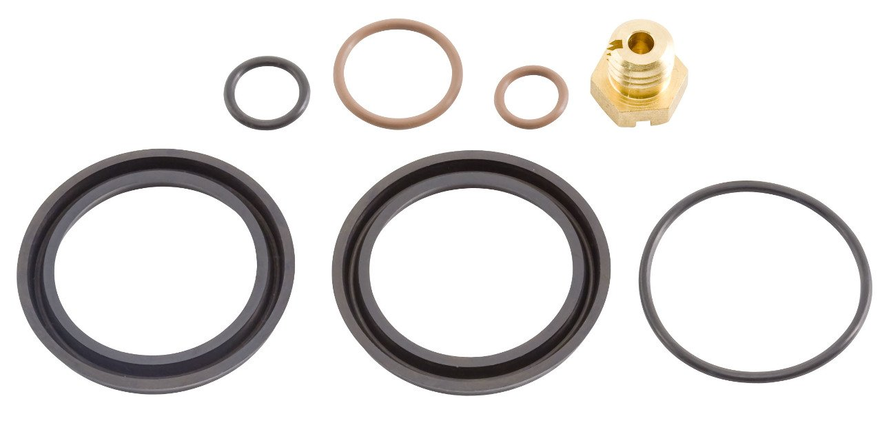 amazon com: fuel filter base seal kit for 6 6l chevy duramax engines:  automotive