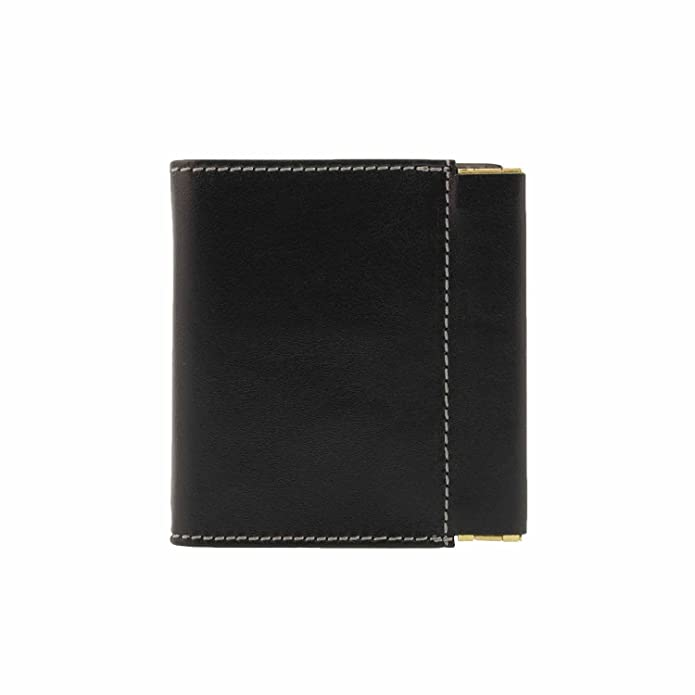Cartera monedero y pinza Talla: U Color: NEGRO: Amazon.es ...