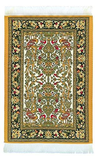 Oriental Carpet Mousepad - Authentic Woven Carpet - HEREKE Design