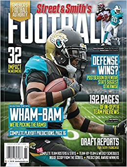 dc64e785 Street & Smith's 2018 NFL Yearbook Region 7 Perfect Paperback – 2018