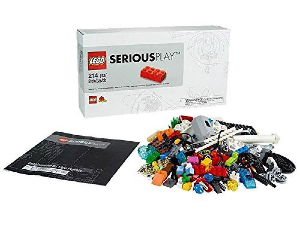 Lego Serious Play Starter Kit 219pieza (S) Set da Costruzione – Gioco di Costruzioni, 6 Anno (S), 219 Pezzo (S)