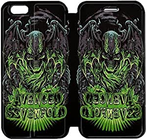 Flip funda para iPhone 6 6S Plus 5.5 Inch AZUL exorcista iPhone 6 6S Plus 5.5 Inch funda JWEGJJKFA5664