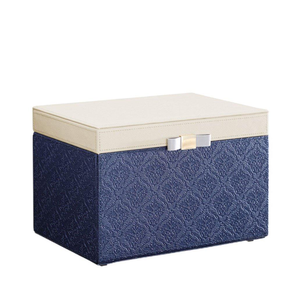 TG Kleine Schmuckschatulle, Schmuck Aufbewahrungsbox Geschenkbox ...