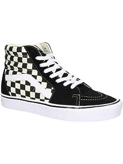 VANS Chaussures - SK8-HI LITE - seeing checker, Taille:36 EU