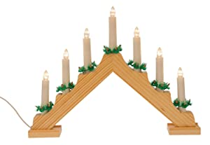 Idena, Lampada da atmosfera con 7 candele