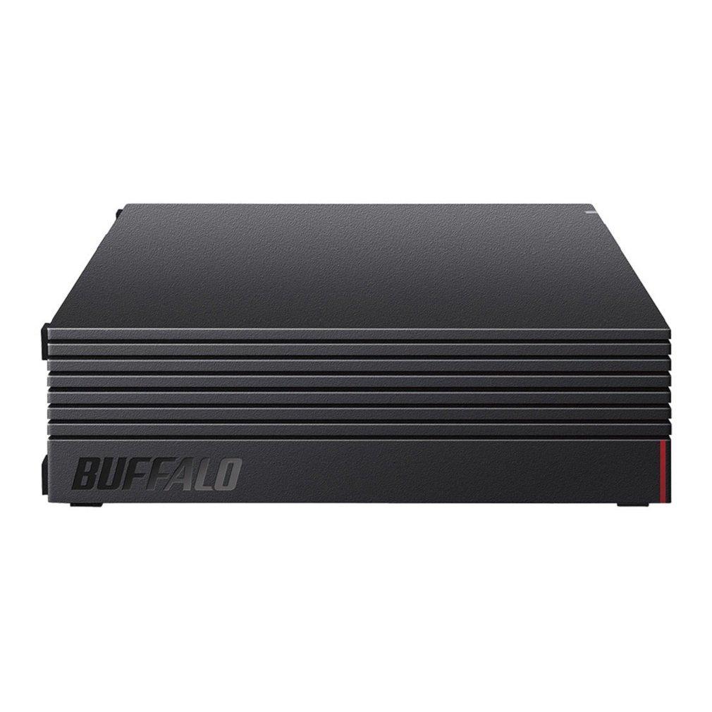 外付けハードディスク 2TB テレビ録画/PC/PS4/4K対応 静音&コンパクト 日本製 故障予測 みまもり合図 HD-AD2U3