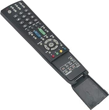 ALLIMITY GA586WJSA Control Remoto reemplazado por Sharp LCD AQUOS ...