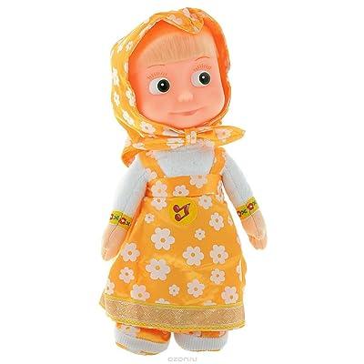 Multi-Pulti Soft Doll Masha -Пульти Мягкая кукла Маша 29 см.: Toys & Games