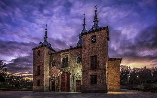 OKOUNOKO Puzzles 1500 Piezas Adultos, Madrid, España ...