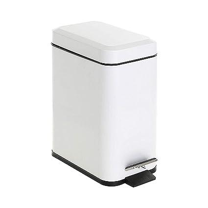 Incroyable GiniHome S Office Bin, Small Kitchen U0026 Bathroom, Waste Basket Soft Close,