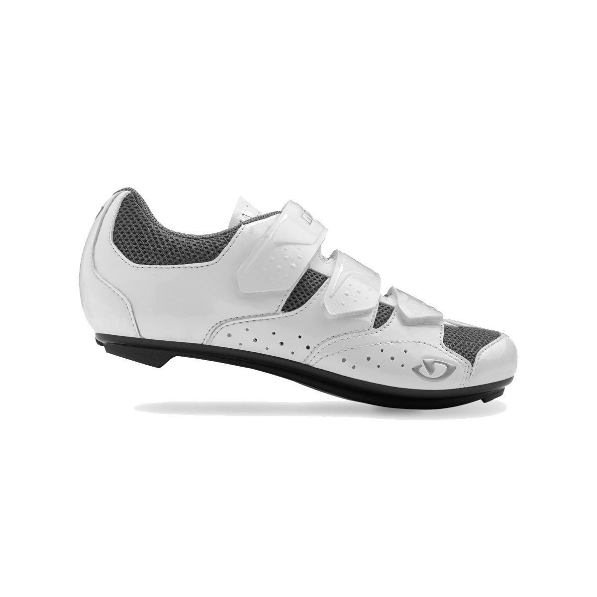 Giro B075RSBWXY GF22175 Women's Techne Shoe B075RSBWXY Giro 42|White/Silver cbf139