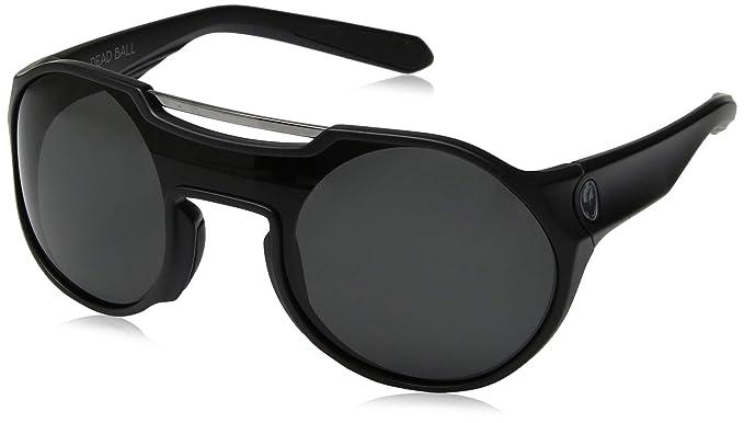 92462133069 Dragon Alliance Deadball Matte Black Frame with Smoke Lens Sunglasses