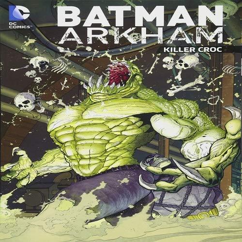Batman Arkham: Killer Croc ()