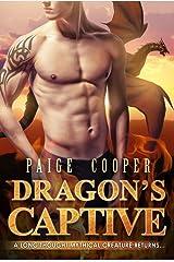 The Dragon's Captive: A BBW Dragon Shifter Romance Kindle Edition