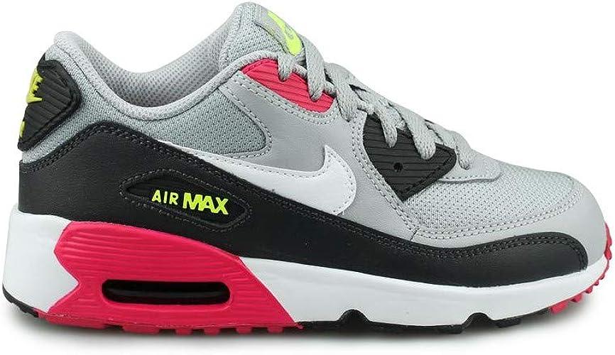 Nike Air Max 90 Mesh (PS), Chaussures d'Athlétisme garçon