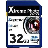 UHS-1 32gb Memory Card for Nikon Coolpix L340 20MP 28x Zoom Bridge Camera