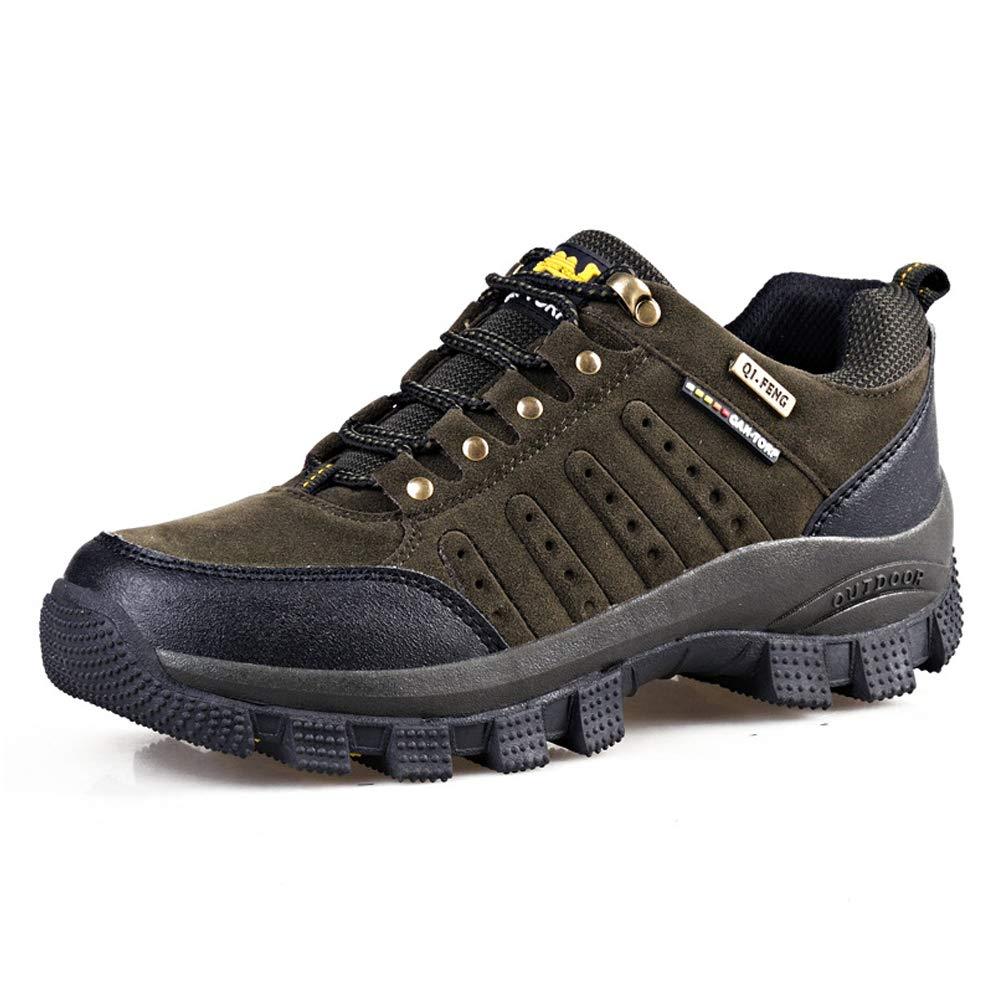 Acquista online Scarpe da Escursionismo Arrampicata all'aperto per l'ammortizzatore Scarpe da Passeggio per Uomo e Donna di Grandi dimensioni-green-39 miglior prezzo offerta