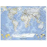 TruLam 5 Mil Map Laminating Pouches, 18 x 24 Inches, 70 per Box (LP05MAP)