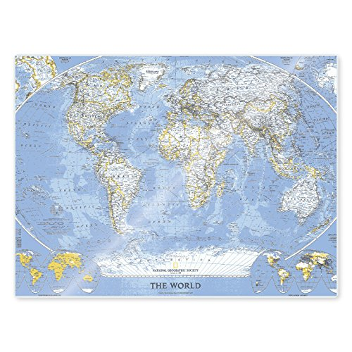 TruLam 5 Mil Map Laminating Pouches, 18 x 24 Inches, 70 per