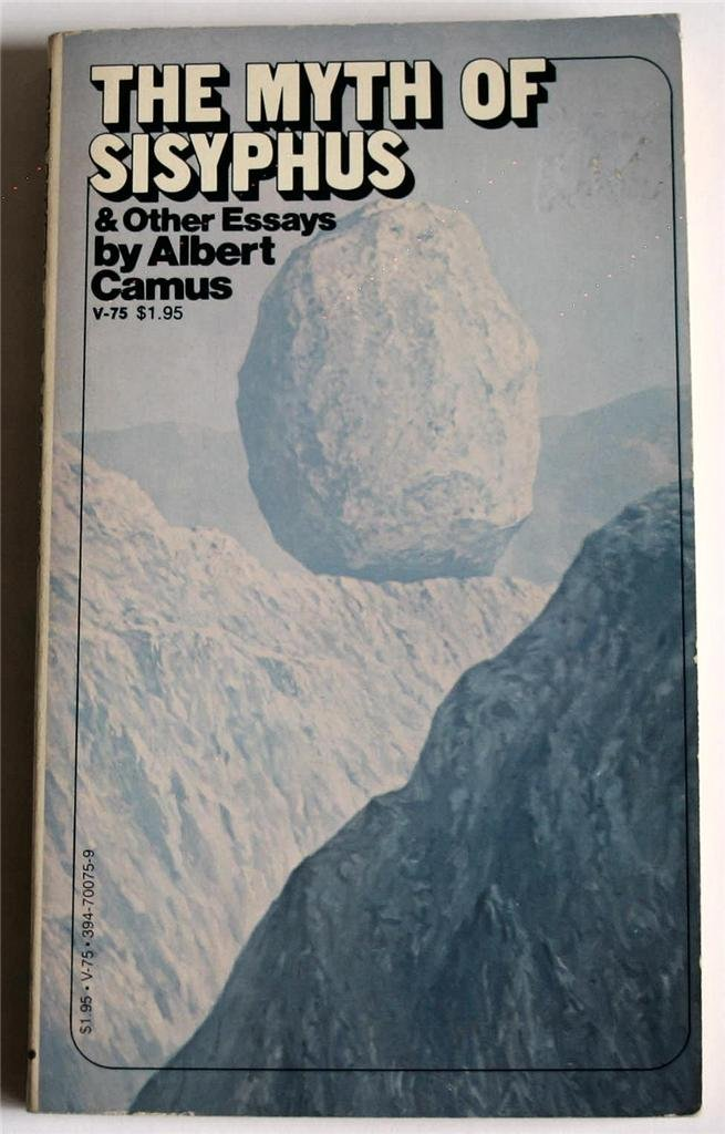 the myth of sisyphus and other essay The myth of sisyphus and other essays (vintage international) - kindle edition by albert camus, justin o'brien download it once and read it on your kindle device, pc, phones or tablets.