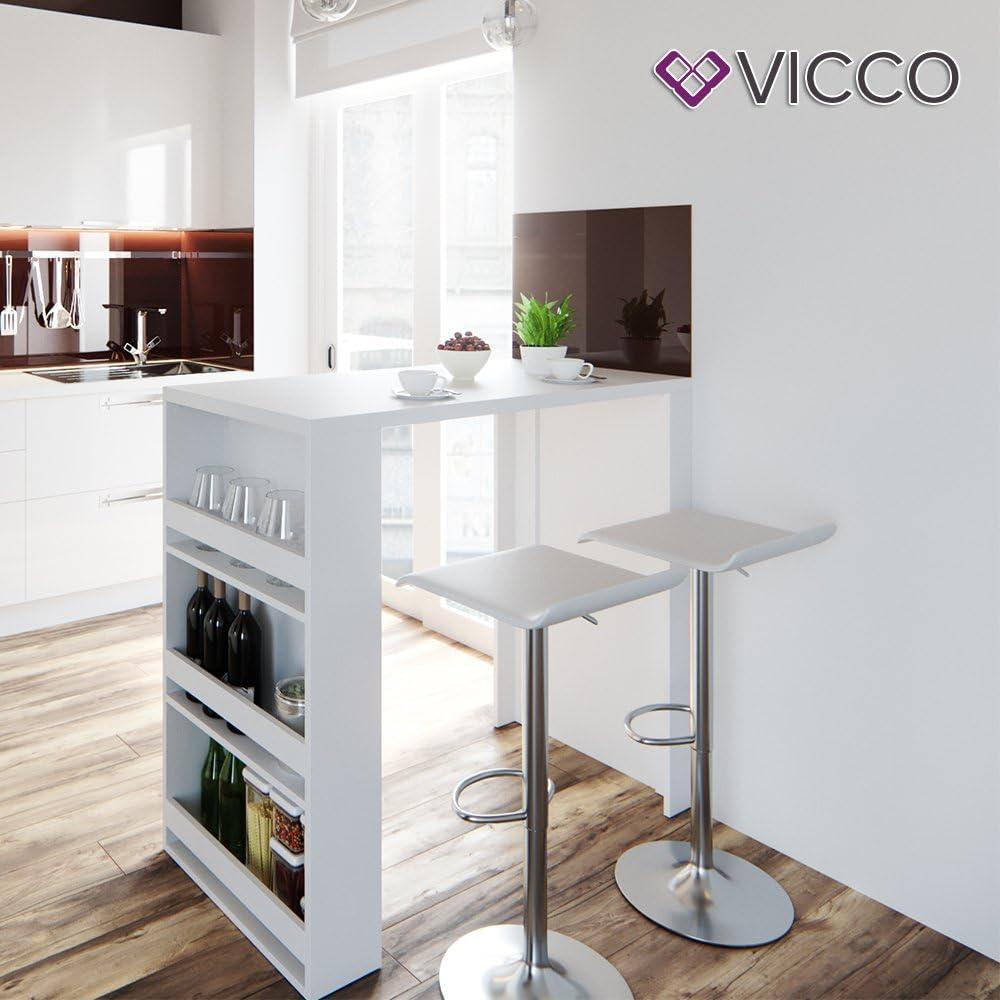 Vicco Bartisch Bar Weiß Tresen Bartresen Stehtisch Tisch