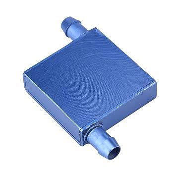 Richer-R Bloque de Enfriamiento de Agua,Bloque de Aluminio ...
