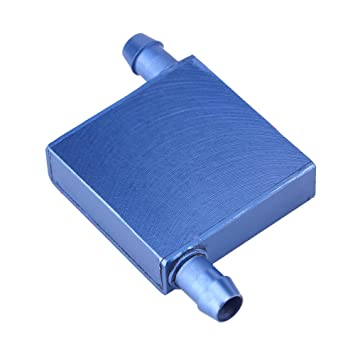 Redxiao Disipador de Calor del Enfriador de Agua, 40x40x12mm ...