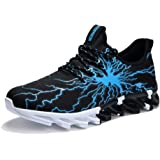 MUOU Men's Road Running Shoes Athletic Sport Lightweight Sneakers for Men and Women