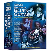 eMedia Masters of Blues Guitar