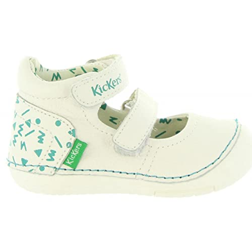 Scarpe della marca Kickers per bambini in taglia 33 e i