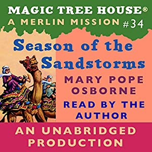 Magic Tree House, Book 34 Audiobook