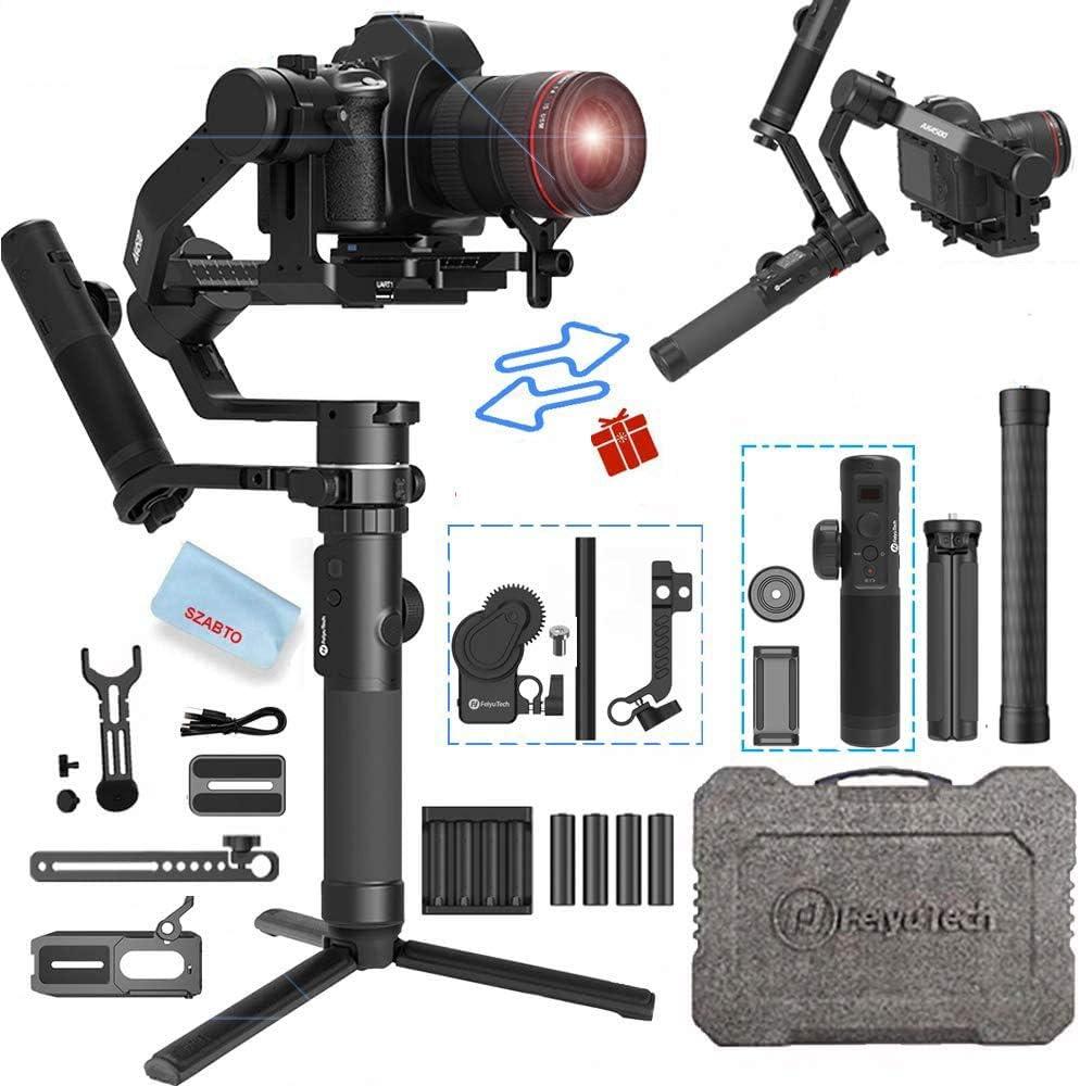 Feiyutech Ak4500 3 Axis Gimbal Stabilizer Payload 4 6 Kamera
