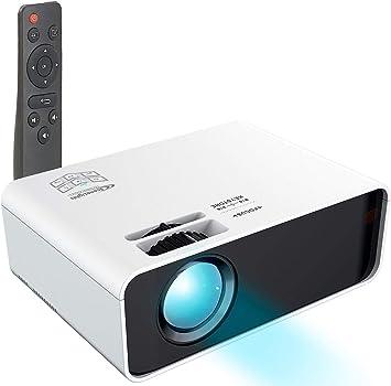 1280 x 720 60 Watt 2.000 lm HD Home-Beamer SceneLights LED Heim Beamer: LED-LCD-Beamer mit Mediaplayer