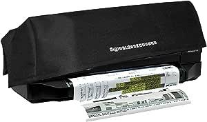 DigitalDeckCovers Impresora de Formato Ancho el Polvo para HP DesignJet T120 – 24