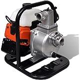 vidaXL Pompe à eau thermique 2 temps 1,45 kW 0,95 l