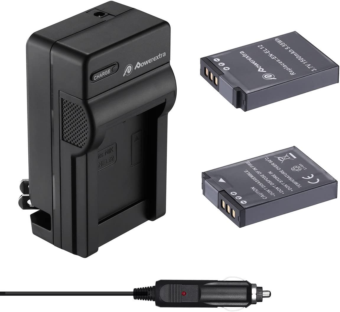 Nikon CoolPix A900 Battery & Charger