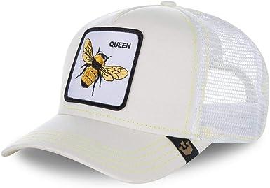 Gorra trucker blanca abeja Queen Bee de Goorin Bros. - Blanco ...