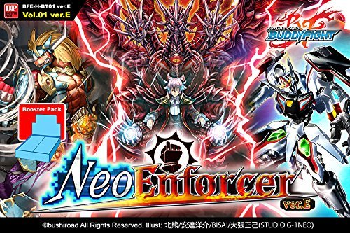 Future Card BuddyFight Neo Enforcer ver.E Booster Box by Buddyfight