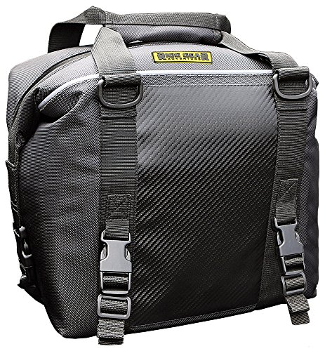 Cooler Moto Bag (Nelson-Rigg RG-006 Black Mountable Insulated Cooler Bag, 12 Pack)