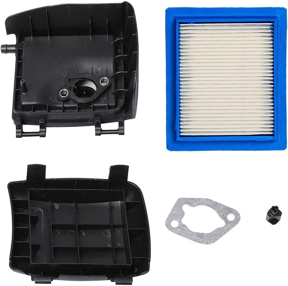 HIFROM 14-743-03-S 14-096-119-S Air Filter Cover 14 083 15-S 14 083 16-S Air Filter Element Cleaner Compatible with Kohler XT650 XT675 6.5 6.75 Hp Engine Lawn Mower