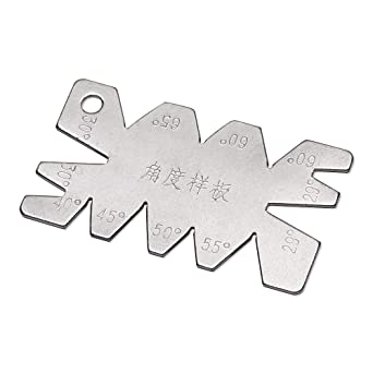 2 piezas de roscas de mecanizado DIYWORK, calibre de corte ...