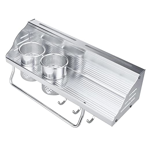 Amazon.com: Soledi - Organizador de cocina, soporte de pared ...